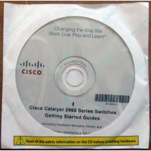 85-5777-01 Cisco Catalyst 2960 Series Switches Getting Started Guides CD (80-9004-01) - Элиста