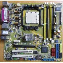 Материнская плата Asus M2NPV-VM socket AM2 (без задней планки-заглушки) - Элиста