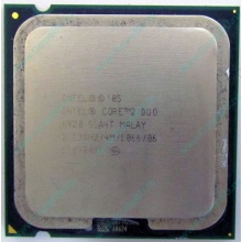 Процессор Intel Core 2 Duo E6420 (2x2.13GHz /4Mb /1066MHz) SLA4T socket 775 (Элиста)