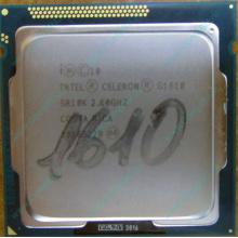 Процессор Intel Celeron G1610 (2x2.6GHz /L3 2048kb) SR10K s.1155 (Элиста)