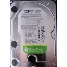 Б/У жёсткий диск 1Tb Western Digital WD10EVVS Green (WD AV-GP 1000 GB) 5400 rpm SATA (Элиста)