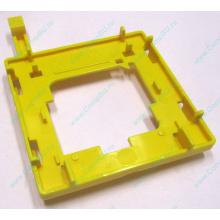 Жёлтый держатель-фиксатор HP 279681-001 для крепления CPU socket 604 к радиатору (Элиста)