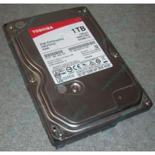 Дефектный жесткий диск 1Tb Toshiba HDWD110 P300 Rev ARA AA32/8J0 HDWD110UZSVA (Элиста)