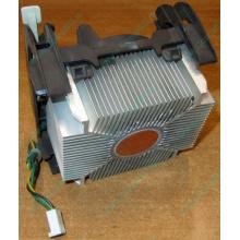 Кулер для процессоров socket 478 с медным сердечником внутри алюминиевого радиатора Б/У (Элиста)