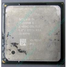 Процессор Intel Celeron D (2.4GHz /256kb /533MHz) SL87J s.478 (Элиста)